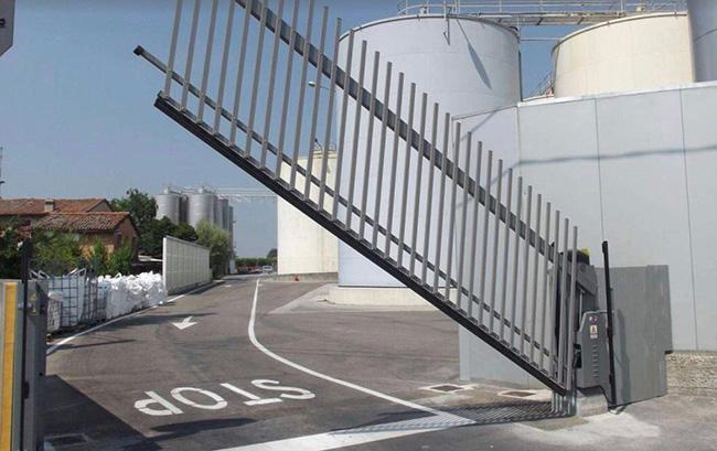 Puertas verticales